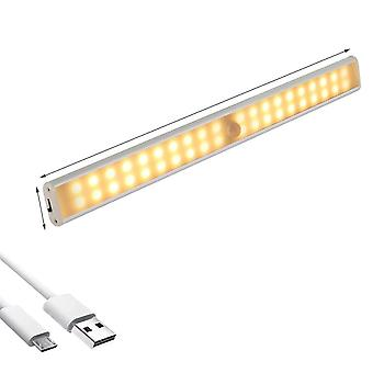 Usb/battery Led Night Light. Sensor Under Cabinet Light