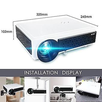 3D Android 6.0 Full HD Video Projector