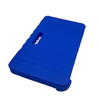 Dikke knielen pad, tuin knielen voor tuinieren, knielen mat voor oefening & Yoga (Blauw)