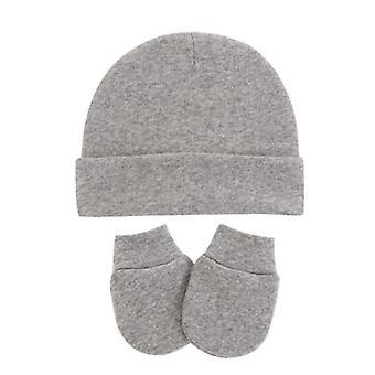 Talvi vauvan hattu käsineet asettaa lämmin puuvilla lasten pavut juttuja