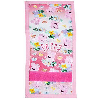 Peppa Pig Girls all-over print lompakko