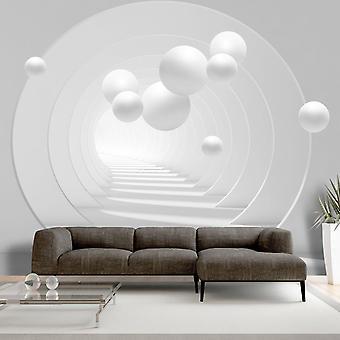 Papier peint 3D - Tunnel 3D