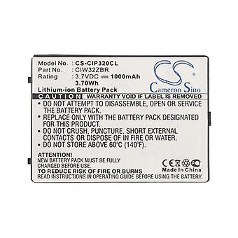 Cameron Sino Cip320Cl Battery Replacement For Cisco Cordless Phone