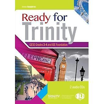 Ready for Trinity: Book + CD Grades 3-4