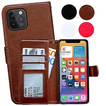 Iphone 13 Pro - Läderfodral / Skydd