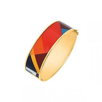 Bracelet Femme Christian Lacroix Bijoux MOSAIK FREAK XFJ1408 Laiton Dor�