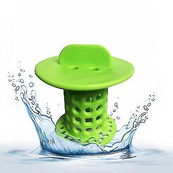 Shower water filters 5pcs bathroom drain hair catcher bath stopper plug sink strainer filter sewer dredge device shower