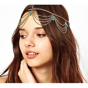 Stirnbänder Kopfschmuck Zubehör für Frauen und Mädchen