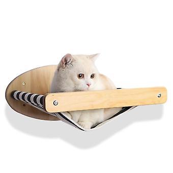 Kočičí houpací síť nástěnná velká kočičí police