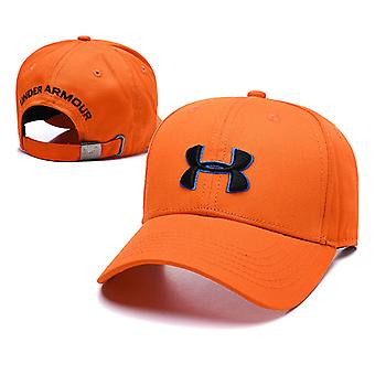 Under Armour Mens Blitzing Cap Hat Arched Curved Peak Headwear Accessories