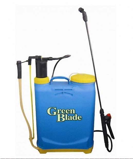 16 Litre Knapsack Pressure Sprayer for Garden Water Fertilisers Herbicides Pesticides
