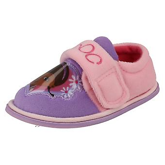 Girls Disney Casual Slippers Doc Daisy