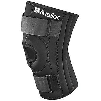 Mueller Patella Stabilizer Chondromalacia Relief Knee Brace - Black