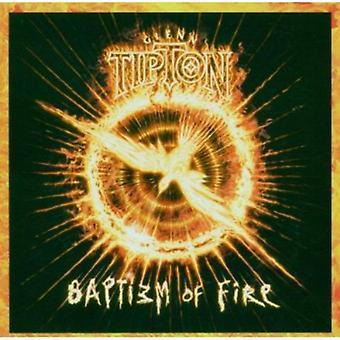 Glenn Tipton - Baptizm of Fire [CD] USA import