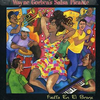 Gorbea, Wayne Y Salsa Picante - Fiesta Fi El Bronx [CD] USA tuonti