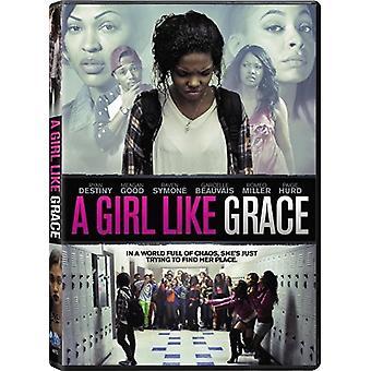 Flicka som nåd [DVD] USA import