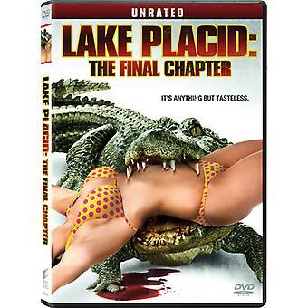 Lake Placid: La importación de los E.e.u.u. capítulo Final [DVD]