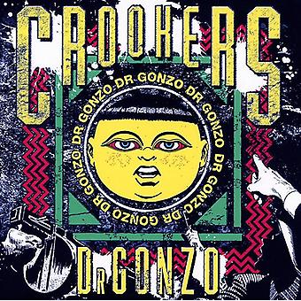 Crookers - Dr. Gonzo [CD] USA import
