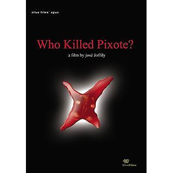 Vem dödade Pixote? [DVD] USA import
