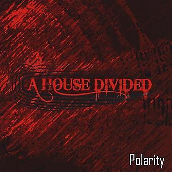 Casa dividida - polaridade [CD] EUA importar