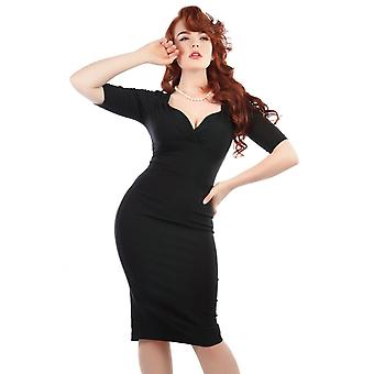 Collectif Clothing Trixie Pencil Dress
