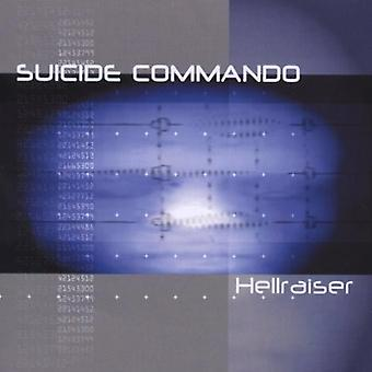 Suicide Commando - Hellraiser [CD] USA import