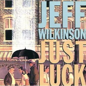 Jeff Wilkinson - Just Luck [CD] USA import