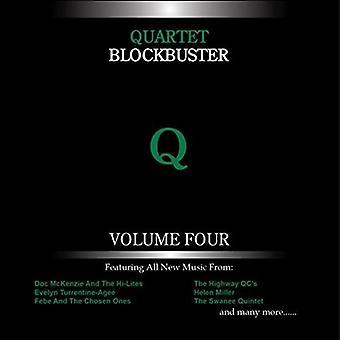 Various Artist - Quartet Blockbuster 4 [CD] USA import