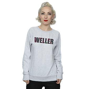 Paul Weller Women's Paisley Logo 2 Sweatshirt