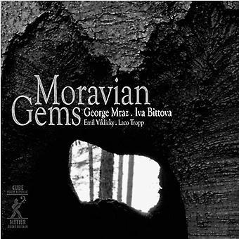 Vicklicky / Mraz / Bittova / Viklicky / Tropp - Moravian Gems [CD] USA import