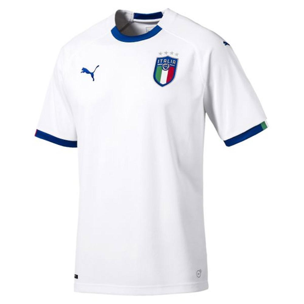 premium selection cd098 51daf 2018-2019 Italy Away Puma Football Shirt