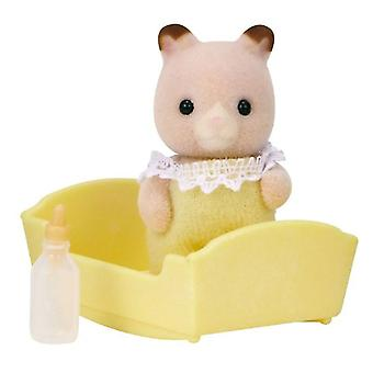 Sylvanian familier Hamster Baby
