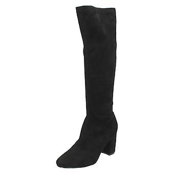 Doamnelor Anne Michelle trage pe genunchi High cizme F50680