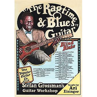 Ragtime & Blues guitare d'importation USA Blind Blake [DVD]