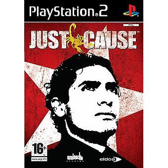 Just Cause (PS2) - Nieuwe fabriek verzegeld