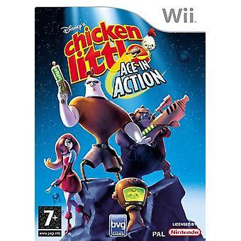 Kip Little ACE in actie (Wii)-fabriek verzegeld