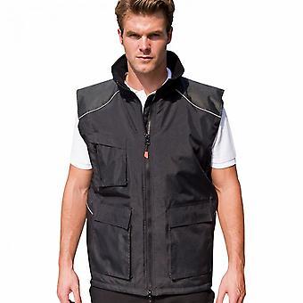 Result Unisex Work-Guard Vostex Bodywarmer / Gilet / Workwear