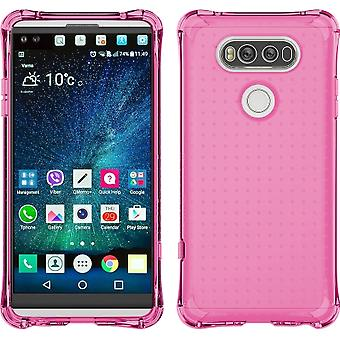 Ballistic Jewel Case for LG V20 - Neon Pink