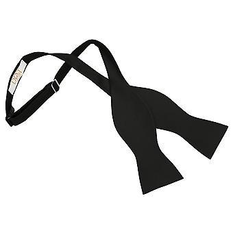 Samodzielnie zawiązać krawat czarny wyboru stałych