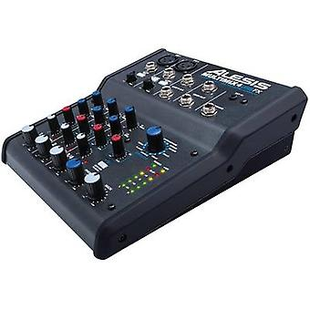 Alesis MultiMix 4 USB FX Mixing console No. of channels:6 USB port