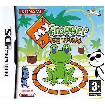 Mijn Frogger Toy Trials (Nintendo DS)-nieuw