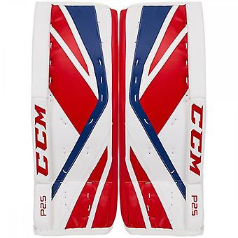 CCM Premier P2. 5 senior goalie rail senior