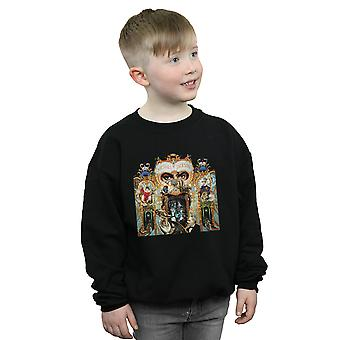 Michael Jackson Boys Dangerous Album Cover Sweatshirt