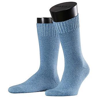 Falke Denim ID Socks - Arctic Blue