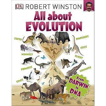 Tudo sobre evolução por Robert Winston - livro 9780241243664
