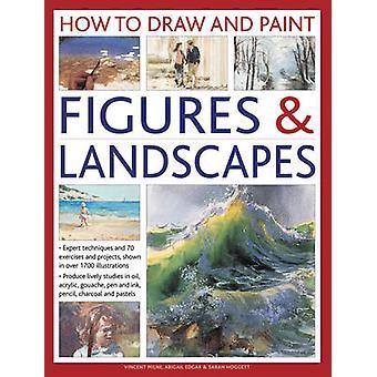 كيفية رسم والطلاء أرقام & المناظر الطبيعية--تقنيات الخبراء-و 7