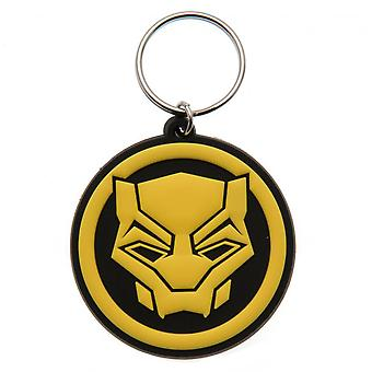 Black Panther Keyring