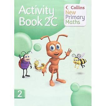 Activiteit boek 2C (Collins nieuwe primaire wiskunde)