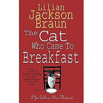 De kat die kwam tot ontbijt (Jim Qwilleran Feline moordenaar)