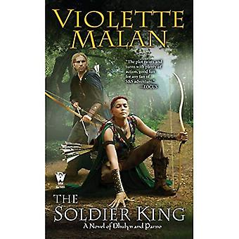 The Soldier King: A Novel of Dhulyn and Parno